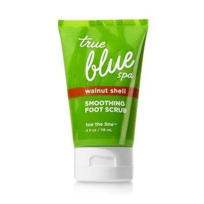 Bath & Body Works True Blue Spa Walnut Shell Smoothing Foot Scrub