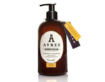 AYRES Pampas Sunrise Shower Cream - 12 oz