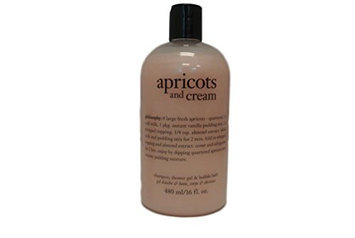 Philosophy 16-oz Apricots and Cream 3 in 1 Shower Gel