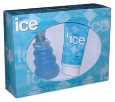 Samba Ice By Perfumers Workshop For Men. Gift Set ( Eau De Toilette Spray 3.3 Oz + Shower Gel 4.0 Oz)