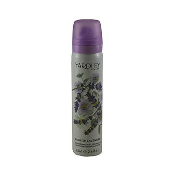 Yardley of London Refreshing Body Spray for Women