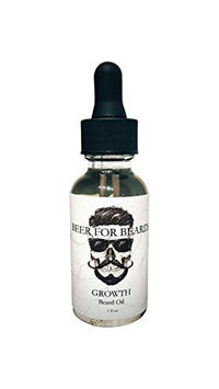 Beer For Beards - Growth Beard Oil - 1oz