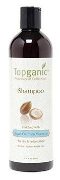 Topganic Shampoo with Argan Oil