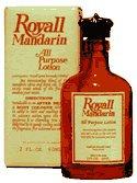 Royall Mandarin Orange Of Bermuda By Royall Fragrances For Men. All Purpose Lotion 8.0 Oz
