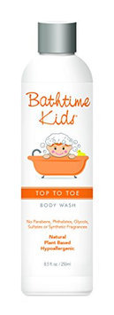 Bathtime Baby Top to Toe Body Wash