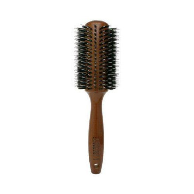 Luxor Pro Citrus Wood Round Brush