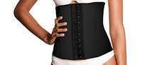 HomeTek USA Waist Trainer Slimming Body Shaping Workout Cincher
