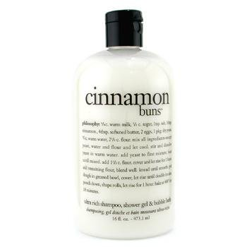 Philosophy Cinnamon Buns 3-In-1 Bath and Shower Gel for Unisex