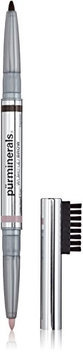 Pur Minerals Wake Up Brow Dual-Ended Brow Pencil