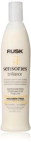 RUSK Sensories Brilliance Grapefruit and Honey Color Protecting Shampoo