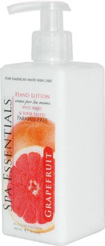 Natural Hand Lotion with AHA's and Super Fruits