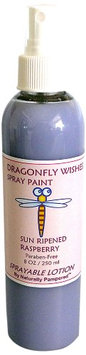 Naturally Pampered Kids Dragonfly Wishes Sprayable Body Lotion
