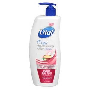 Dial® 7 Day Moisturizing Lotion with Shea Butter