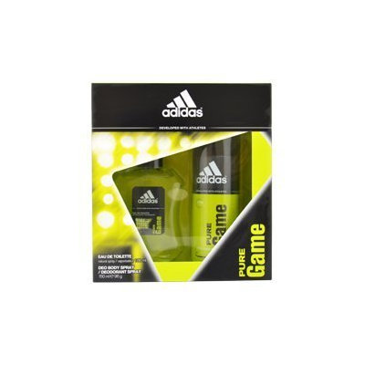 Adidas Intense Touch 4 Piece Gift Set for Men