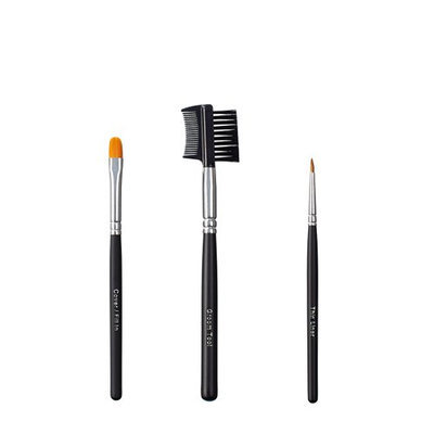 ON&OFF Trio Cover/Groom Tool and Thin Liner Brush