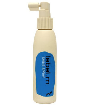 Label.M Shine Spray By Toni and Guy for Unisex Hair Spray