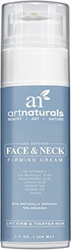 Art Naturals Neck Firming Cream 1.7 oz Active Ingredient Vitamin C Serum| Use As Daily Moisturizer On Your Face