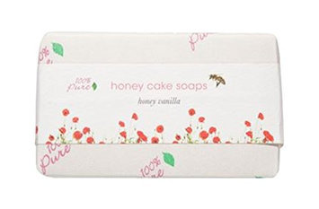 100% Pure Honey Cake Soaps