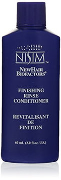 Nisim Finishing Rinse Conditioner for Unisex