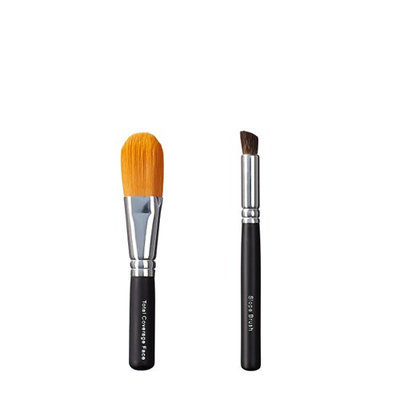 ON&OFF Total Coverage Face and Slope Makeup Brush