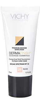 Vichy Dermafinish Corrective Fluid Liquid Foundation