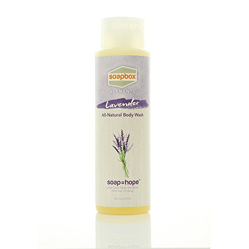 SoapBox Soaps All-Natural Elements Body Wash