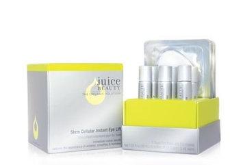 Juice Beauty Stem Cellular Instant Eye Lift Algae Mask Spa Set