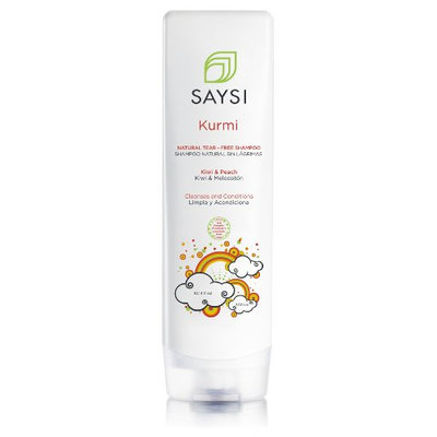 Saysi Kurmi Natural Tear-Free Shampoo