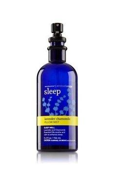 Bath & Body Works Aromatherapy Lavender Vanilla Sleep Pillow Mist