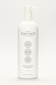 Enfanti Anti Dandruff Shampoo - 32 oz
