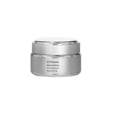 O'Marin Intense Anti-Aging Face Cream & Serum - Pure Marine Plant - Instant Anti-Aging Effect - Hyaluronic Retinol Vitamin C