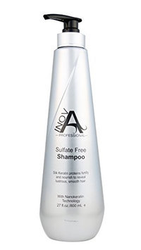 Inova Professional Silk Keratin Smooth Protection Sulfate-Free Shampoo