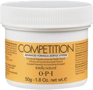 OPI Powder Competition False Nails