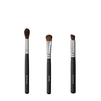 ON&OFF Trio Eye Crease/Shadow and Slope Brush