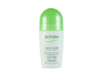 Biotherm Deo Pure Natural Protect 24 Hours Deodorant Care Roll On for Unisex