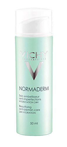 Vichy Normaderm Beautifying Anti Acne Moisturizer for Oily Skin and Acne-Prone Skin