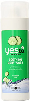 Yes To Cucumber Soothing Body Wash
