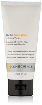 MenScience Androceuticals Daily Face Wash