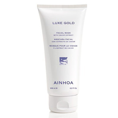 AINHOA Luxe Gold Facial Mask