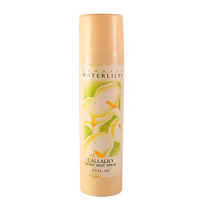 Alyssa Ashley English Waterlilys Callalily Body Mist Spray for Women