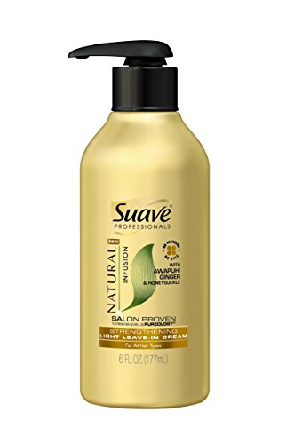 Suave Professionals Light Leave-In Cream