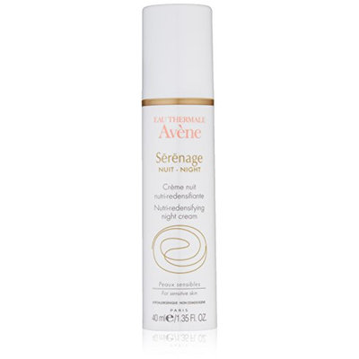Eau Thermale Avène Serenage Nutri-Redensifying Night Cream