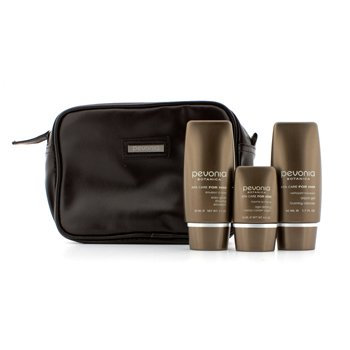 Pevonia Your Skincare Solution Skin Fitness for Him Kit (3 Piece)
