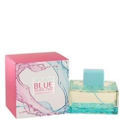 Antonio Banderas Blue Seduction Splash Women Eau De Toilette Spray
