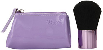 Rucci KB2 Kabuki Brush with Purple Pouch