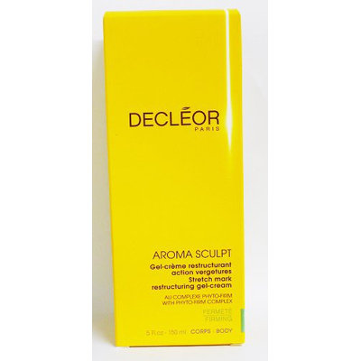 Decleor Aroma Sculpt Stretch Mark Restructuring Gel Cream for Unisex