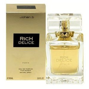Johan B. Rich Delice for Women Eau De Parfum Spray