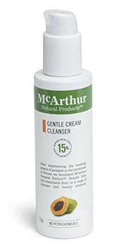 McArthur Natural Products Gentle Cream Cleanser