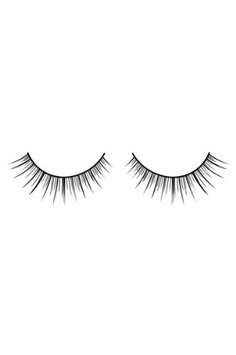 Baci Glamour Style No.598 Deluxe Eyelashes with Adhesive Included