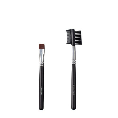 ON&OFF Flat Liner and Groom Tool Makeup Brush